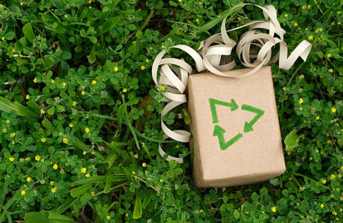 10 Ideas originales para reciclar el papel de regalo