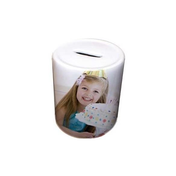 Comprar hucha personalizada de cerámica
