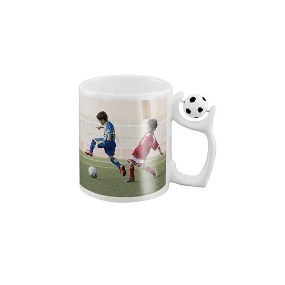 Comprar taza de futbol personalizada