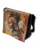 Bolso marrón personalizado con tu foto