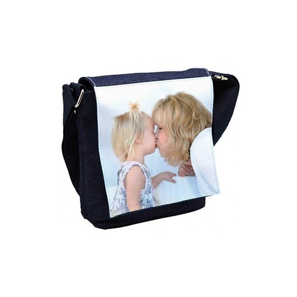 Bolso personalizado vaquero azul