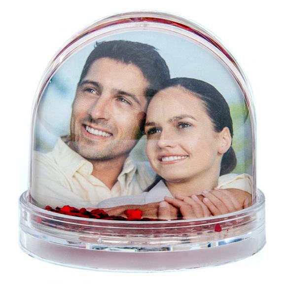 Bola original de corazones personalizada