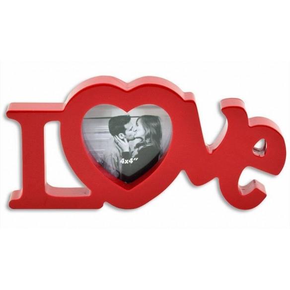 Portafotos LOVE 3D