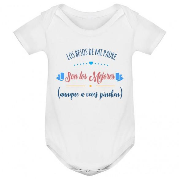 """Body para bebé """"Los Besos..."""